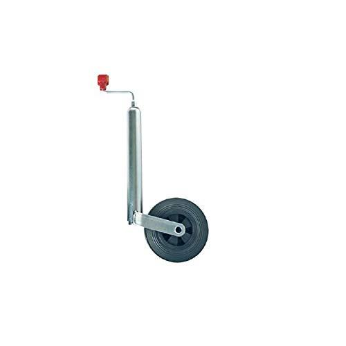 AL-KO Standard-Stützrad für Anhänger oder Wohnwagen, 48mm