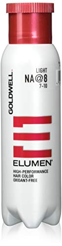 Goldwell Elumen Light Haarfarbe 8 NA, 1er Pack, (1x 200 ml)