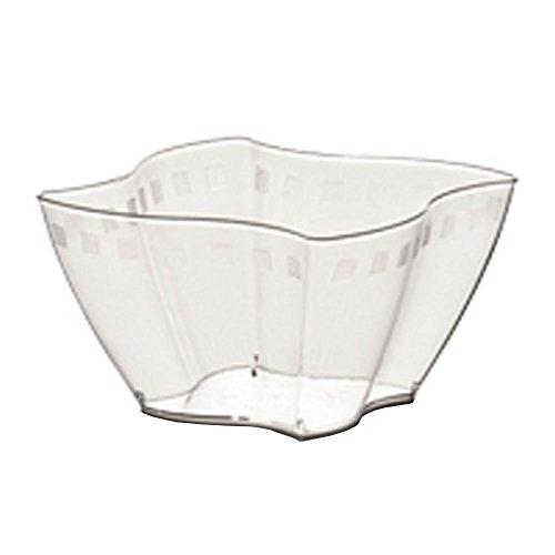 Stück 100Souffle CC 150kleine transparente für Eis Joghurt Mousse halbgefrorenes