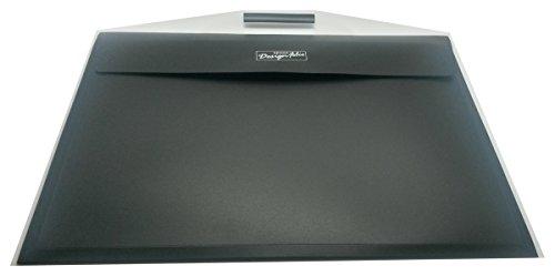 Westfolio - Cartella portadocumenti formato A1, colore: Nero