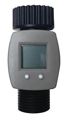 Wasserdurchflussmesser für Schlauchende