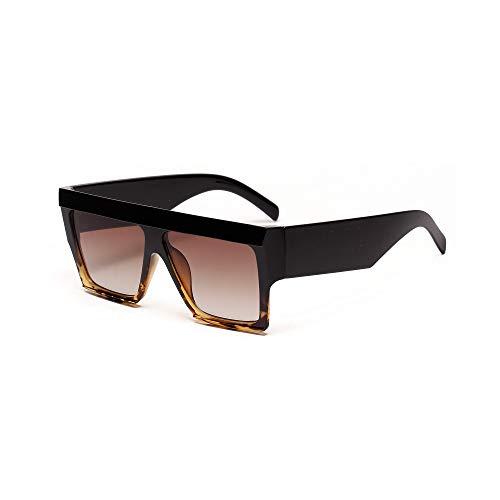 Nobrand Gafas de sol cuadradas grandes