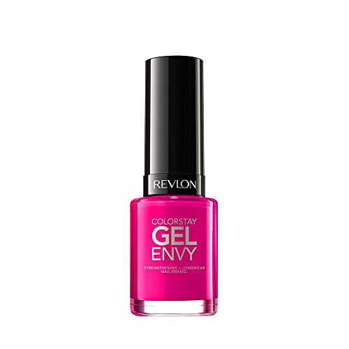 Revlon ColorStay Gel Envy Esmalte de Uñas de Larga Duración 11,7ml (Berry Treasure)
