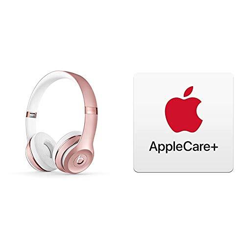 Cuffie Beats Solo3 Wireless - Oro rosa con AppleCare+