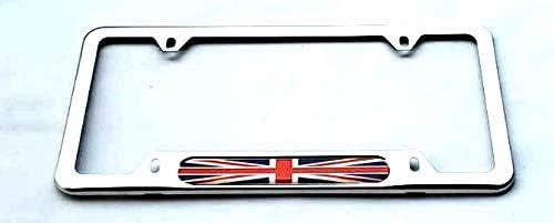 Union Great interest Jack Limited price sale British UK United Kingdom Flag License Sport Plate Co