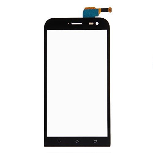 交換用スペアパーツ修理部品 Asus ZenFone Zoom / ZX551用タッチパネル(ブラック) (Color : Color1)