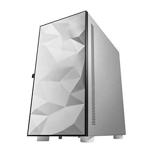 Centaurus Paladin Gaming Computer - Intel i3-10100 4.1GHz TB Quad, 8GB DDR4 RAM, GTX 1650 4GB, 500GB SSD, Windows 10 Pro, WiFi. Fast Gaming Desktop