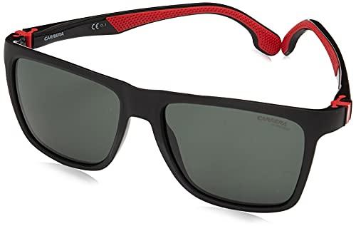 Carrera eyewear 5047/S Occhiali da Sole, Black, 56 Unisex Adulto