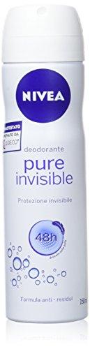 Nivea Deodorante Spray Pure Invisible, 150ml