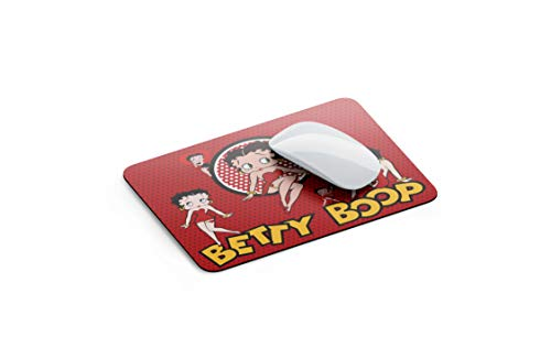 Betty boop Mousepad - Mousepad / Betty boop Mousepad / Mousepad / Mousepad - AArt #MP028 (9.84 X 7.87 inches)