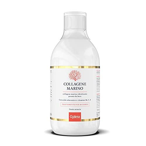 Optima Naturals Collagene Marino, 500 ml