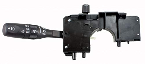 Shee-Mar SM422 Turn Signal - Headlight - Fog Lamp - Dimmer - Hi/Low Beam - Multifunction Switch