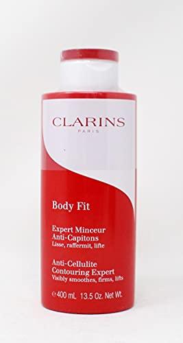 Clarins -Body Fit - Anti-Cellulite Contouring Expert - 13.5 Fl.oz. / 400ml