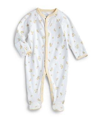 Polo Ralph Lauren - Body para bebé (algodón) Bianco 9 mes