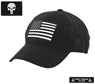 Gadsden and Culpeper Build Your Tactical Cap with Patch Options