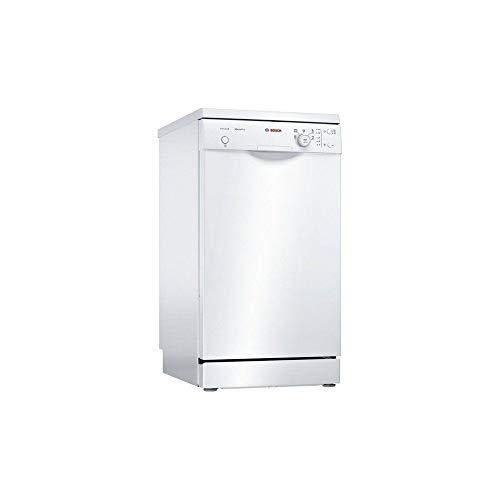Lave vaisselle 45 cm Bosch SPS25CW00E - Lave vaisselle Blanc - Classe énergétique A+ / Départ différé