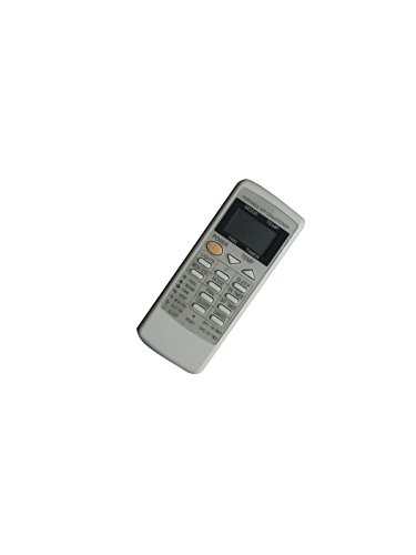 HCDZ Remote Control Fit for Sharp CV-P10PC RRMC-GA589JBEZ AH-A09CR AH-A12CR AY-A07BE Room Portable AC Air Conditioner