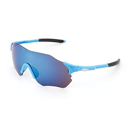 Pit-Viper Gafas de sol para hombre y mujer, anti-UV TR90, gafas de deporte al aire libre, UV400 polarizadas para ciclismo, pesca, golf, escalada, vacaciones
