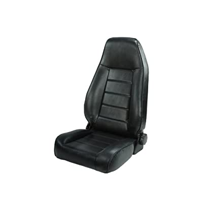 Rugged Ridge Factory Style Front Replacement Seat with Recliner