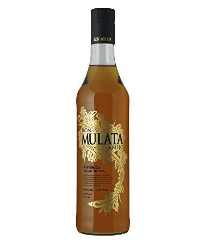 RON AÑEJO MULATA DORADO 70CL (6 BOTELLAS)