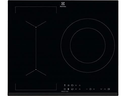 Electrolux LIV63332 hobs Negro Integrado Con - Placa (Negro, Integrado, Con placa de...