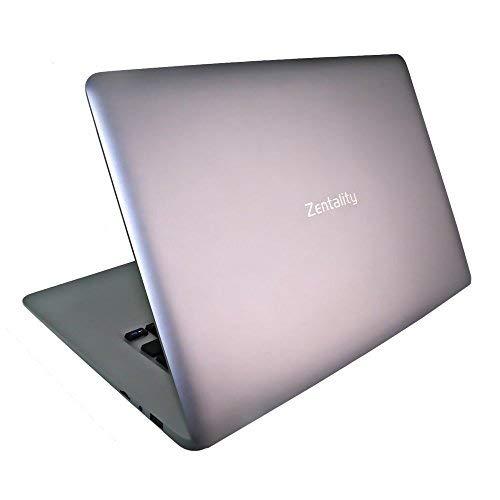 Zentality Zen Air C-114 14.1-inch Laptop (Intel Cherry Trail-CR Quad Core/2GB DDR3/32GB),Grey (Grey)