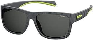 Polaroid PLD 7025/S GREY/GREY 58/16/140 men Sunglasses