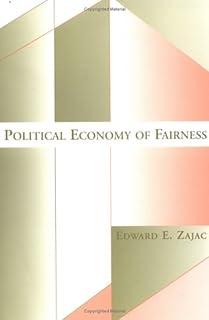 Political Economy of Fairness