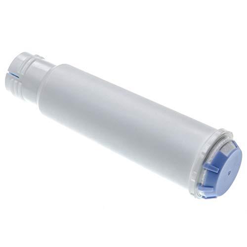 vhbw Wasserfilter Filter passend für Krups One-Touch Smart Silver EA860e Kaffeevollautomat, Espressomaschine - blau, weiß