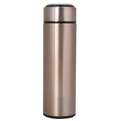 Fdit RVS Vacuüm Thermos Cup Thee Koffie Water Fles Auto Kantoor Reizen Geïsoleerde Beker voor reizen met behulp van draagbare waterfles
