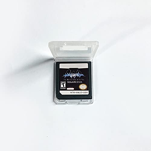 Aditi The World Ends With You Cartridge For DS 2DS 3DS Video Game Console US Version