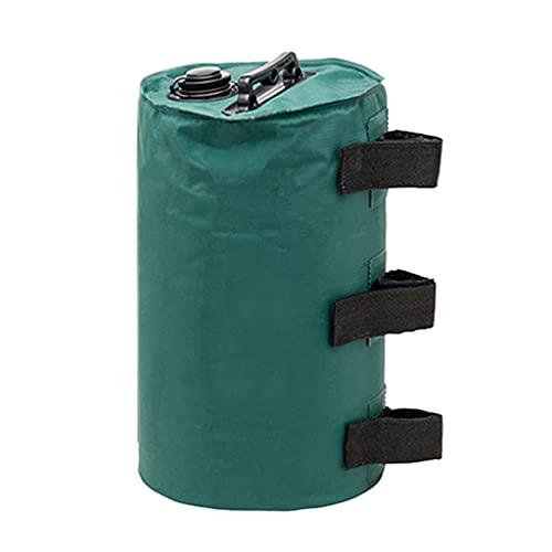 HUIJUAN Bolsa de transporte de alto rendimiento, bolsa de arena para las patas de la tienda de campaña. Se utiliza para el revestimiento de toldo instantáneo al aire libre.
