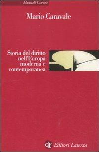 Storia del diritto nell'Europa moderna e contemporanea
