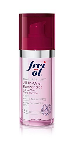 frei öl Anti Age Hyaluron Lift All-In-One Konzentrat, 1er Pack (1 x 30 ml)