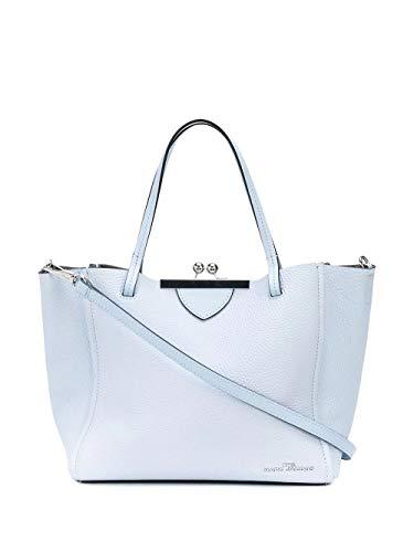 Luxury Fashion | Marc Jacobs Dames M0016159491 Blauw Leer Handtassen | Lente-zomer 20