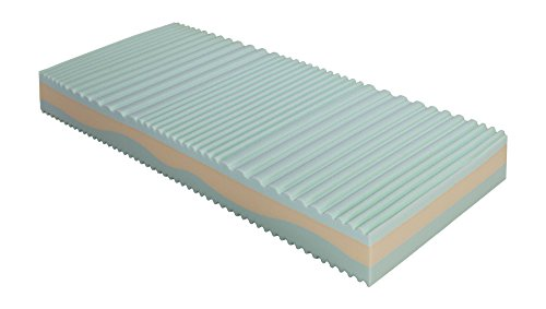 Farmades - Terapia del riposo Colchón Individual Memory Touch 3.080x 190| desenfundable con Memory 7Zonas differenziate y Almohadas Memory de Regalo.