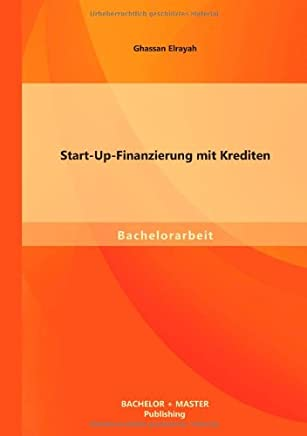 Start-Up-Finanzierung mit Krediten : B�cher