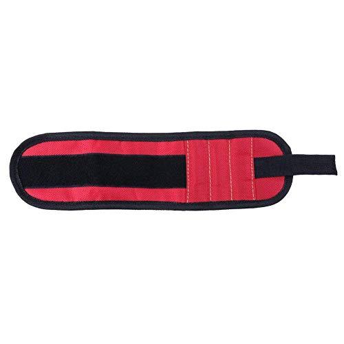 Nylon Tool Bag Krachtige Magnetische Plakken Polsband Tool Intake Arm Band Werk Polsbanden voor Auto Repair Bag Riem TH4