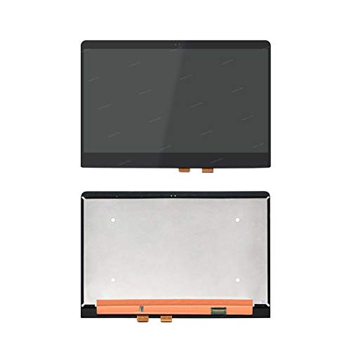 for HP Spectre x360 15-BL112DX LCD Touch Screen Assembly & Digitizer 15.6' 4K UHD