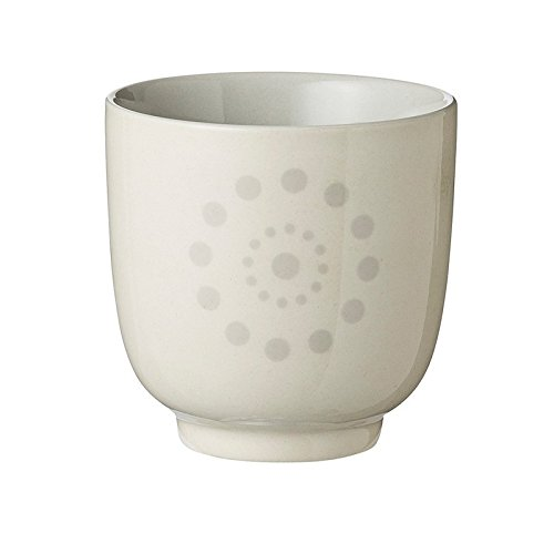 Bloom ingville Alberte Cup multicolores Gris