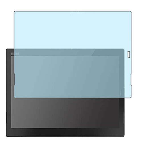 Vaxson 2 Unidades Protector de Pantalla Anti Luz Azul, compatible con Lenovo ThinkPad X1 Tablet 3rd GEN 3 13' [No Vidrio Templado] TPU Película Protectora