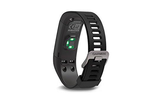 Garmin vívosmart HR+ Regular Fit Activity Tracker - Black