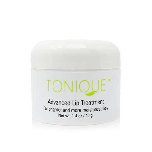 Tonique Advanced Lip Lightening Cream for Dark Lips - Brightening cream for soft pink lips - Whitening balm evens out skin tone and keeps lips moisturized