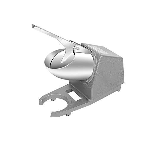 Trituradora Y Picadora De Hielo Eléctrico, Ice Crusher,máquina De Afeitar Hielo,máquina De Cono De Nieve 380W,para Uso Doméstico Y Comercial