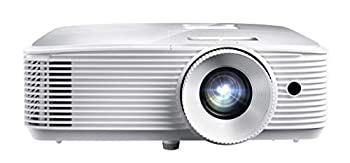 Optoma HD27HDR 1080p 4K HDR Ready Home Theater Projector for Gaming and Movies 120Hz Support and HDMI 2.0 White