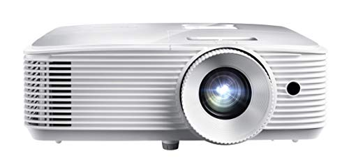 Optoma HD27HDR 1080p 4K HDR Ready Home Theater Projector for Gaming and Movies, 120Hz Support and HDMI 2.0,...