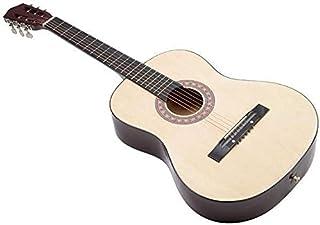 جيتار كلاسيك ماركة فيتنيس اللون البيج بشنطة جيتار