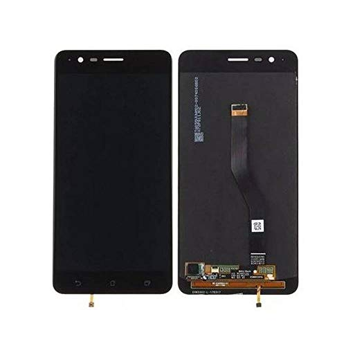 Frontal Touch Display Asus Zenfone 3 Zoom Ze553kl Preto