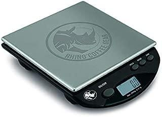 Rhino Coffee Gear - Báscula de mesa (2 kg)