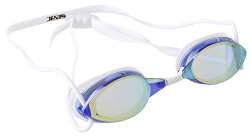 Seac Brille RACE Schwimmbrillen für Pool und Freiwasser für Damen und Herren, blau, one size